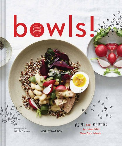 Bowls by Molly Watson