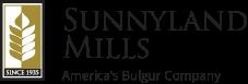 Sunnyland Mills' logo